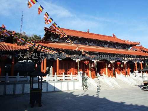 玉佛寺――大雄宝殿