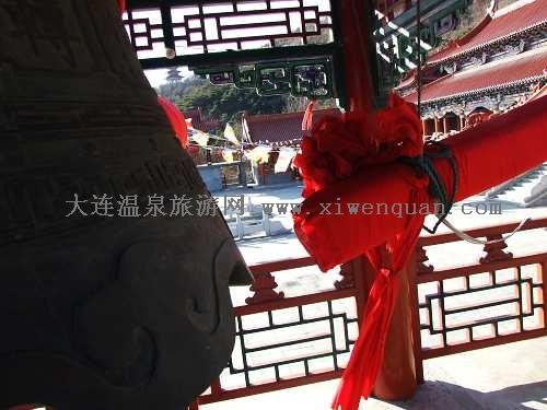 玉佛寺――钟楼图片